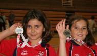 Tres campeones y un finalista en el nacional