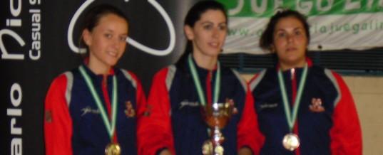 Campeonatos de Andalucía absolutos de Almería (25 y 26 de Junio)