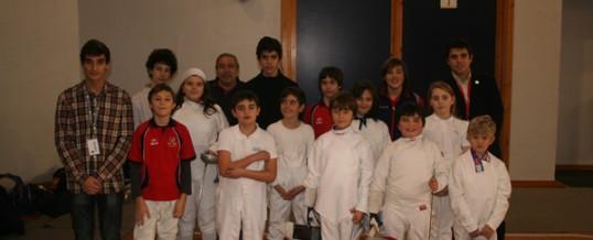 19 medallas de oro y dos bronces para los jóvenes del Club Egea