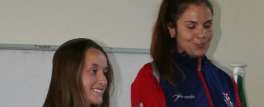 Tres medallas en el Campeonato de Andalucía