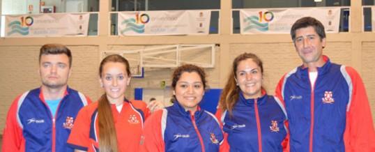 Tres oros, una plata y tres bronces en los Campeonatos de Andalucía